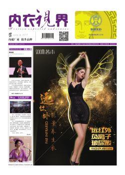 《内衣视界》电子版2017月6刊总刊电子画册