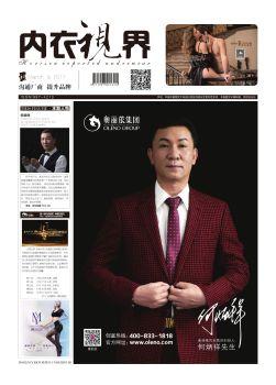 《内衣视界》电子版2017月3月刊