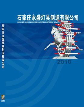 2010年永盛画册电子书