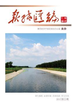 清河经济开发区报纸汇编宣传画册