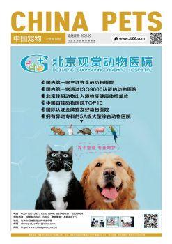 《中国宠物》2020.9月宠物用品报刊电子画册