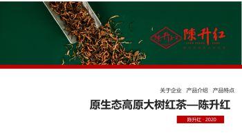 陈升红-原生态高原大树红茶电子杂志