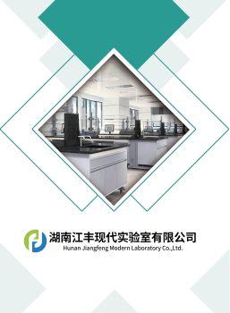 湖南江丰现代实验室有限公司电子画册