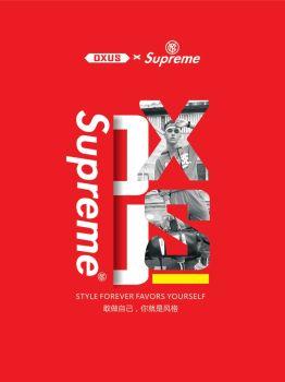 oxus x supreme nyc 画册