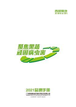 广州西部爱地-2020品牌手册 电子书制作平台