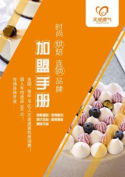 天使香气加盟手册19版,翻页电子书,书籍阅读发布