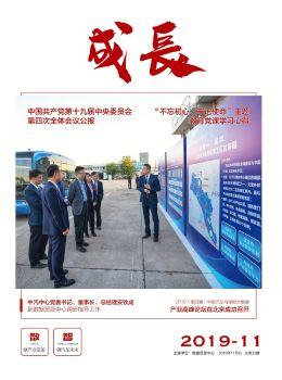 成長11月刊 第四版 電子書制作平臺