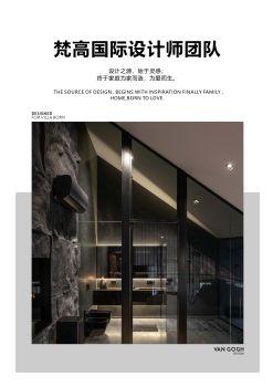 梵高国际精英设计团队成都一战队介绍宣传画册