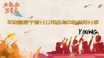 平安普惠宁波分公司咨询中心优秀分享电子画册