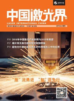 中国激光界2019-6 电子杂志制作平台