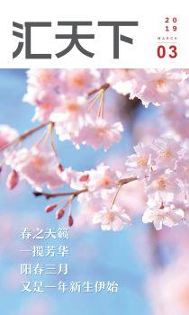 中汇信泰集团2019年3月刊 电子书制作平台