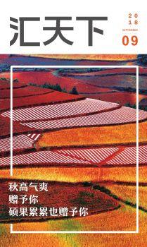 中汇信泰集团九月刊