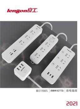 宁波良工电器有限公司2021年插座电子图册