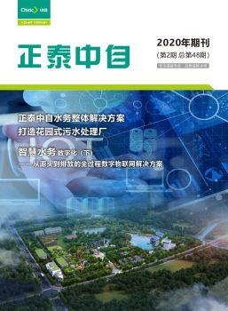 正泰中自期刊 2020年 第2期(总第48期),3D翻页电子画册阅读发布平台