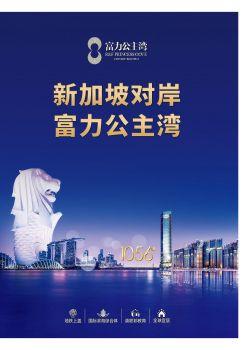 新加坡对岸,富力公主湾电子画册
