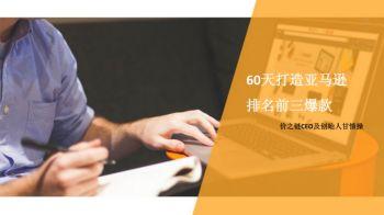 甘总-60天打造亚马逊品类排名前三爆款电子书