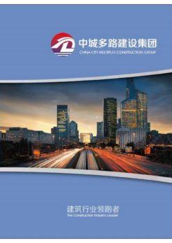 中城多路建设集团企业手册