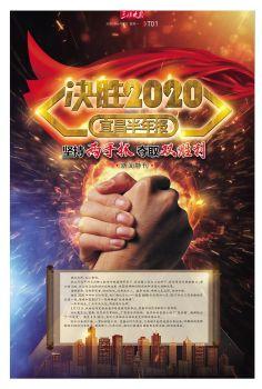 《坚持两手抓 夺取双胜利——决胜2020·宜昌半年报》电子书