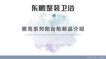 雅克系列阳台柜新品介绍-31011、31021、31031电子画册