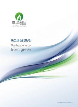 隆化县宇洋创达热能设备销售有限公司宣传画册