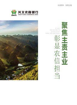 兴义农商银行内刊 电子书制作软件