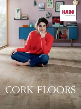 德国汉诺地板 软木地板系列电子宣传册