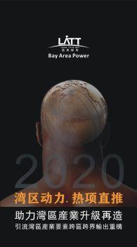 2020湾区动力召集令电子刊物