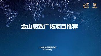 碧桂园-金山思致广场项目介绍电子书