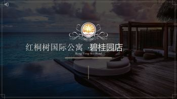 红桐树国际公寓简介PPT.pdf111宣传画册