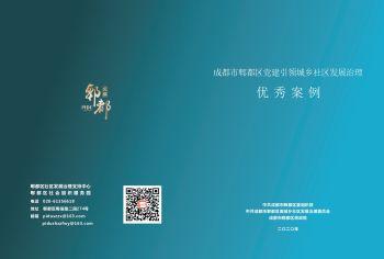 成都市郫都区党建引领城乡社区发展治理优秀案例集电子刊物