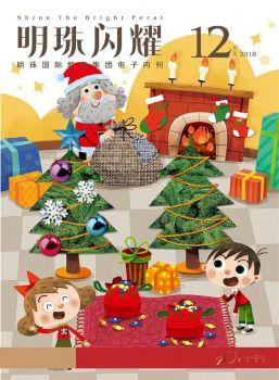明珠国际教育集团内刊12月刊