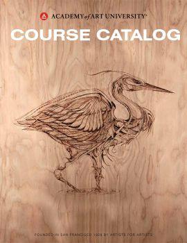 旧金山艺术大学宣传手册