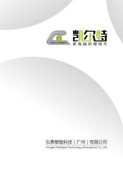 凯尔特电动车业 电子书制作平台
