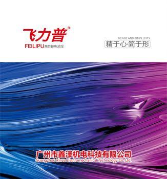 飞力普·高性能电动车 电子书制作平台