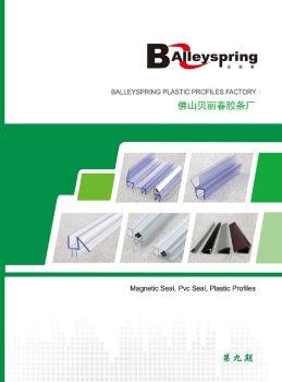 贝丽春胶条产品图册2020