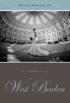 超精美的婚纱摄影相册画册