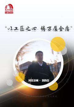 合伙人风采-刘连臣宣传画册