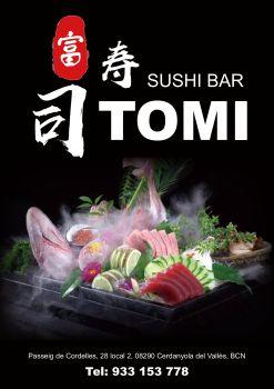 寿司 SUSHI  TOMI电子杂志