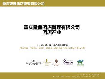 重庆爱普酒店管理公司-酒店讲解(市场拓展总监杨青鹏)(1)电子画册