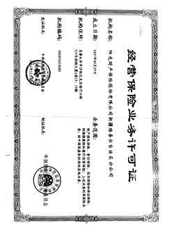 分公司证照扫描件(黑白)电子画册