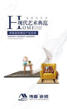 伟嘉瓷砖精品产品目录电子画册