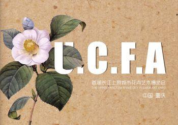 首届长江上游城市花卉艺术博览会招展手册