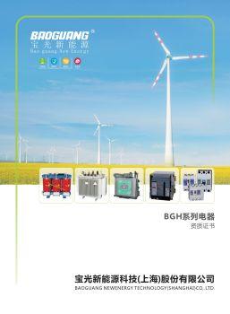 宝光新能源科技(上海)股份有限公司资质证书 电子书制作平台