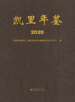 凯里年鉴2020电子画册