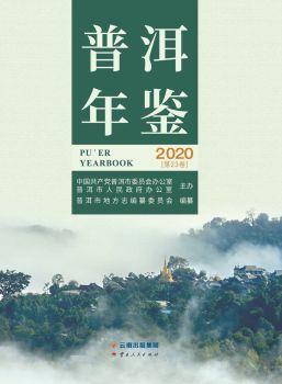普洱年鉴2020电子杂志
