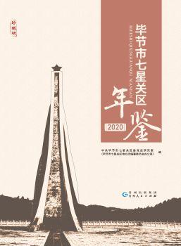 毕节市七星关区年鉴2020宣传画册