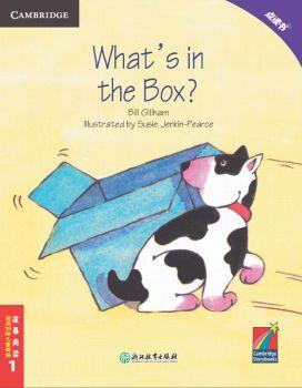 泡泡剑桥儿童英语故事阅读1-03-What's in the box打样电子书