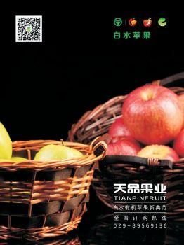 天品果业产品宣传册