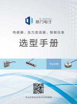 蚌埠鼎力电子科技有限公司选型手册