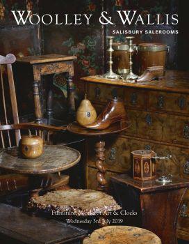 威立士欧洲家具艺术品拍卖2019年7月3日拍卖,多媒体画册,刊物阅读发布